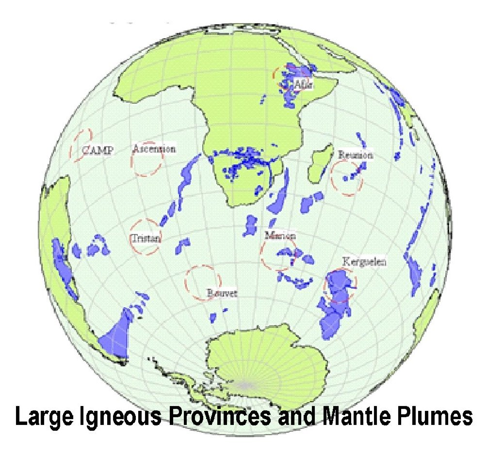 Large Igneous Provinces and Mantle Plumes